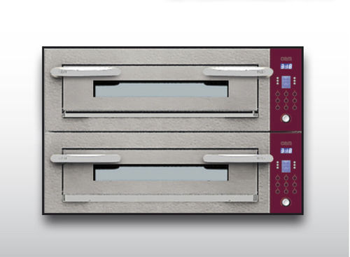 Forno elettrico / professionale / a pizza / a 2 camere OPTYMO CONCEPT: 435/2 CEMENT OEM - Pizza System