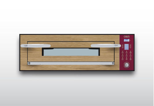Forno elettrico / professionale / a piani / a 1 camera OPTYMO CONCEPT: 435/1 WOOD OEM - Pizza System