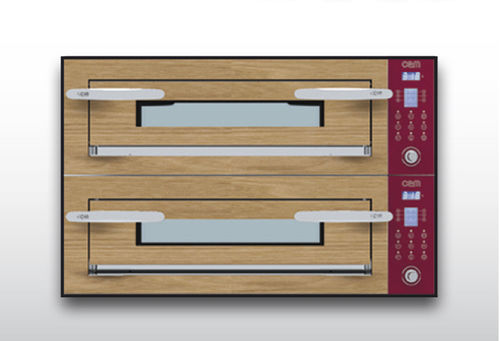 Forno elettrico / professionale / a pizza / a 2 camere OPTYMO CONCEPT: 435/2 WOOD OEM - Pizza System