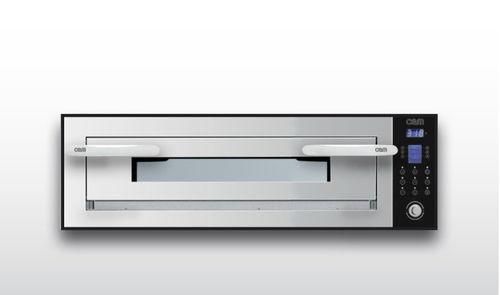 Forno elettrico / professionale / a pizza / a 1 camera OPTYMO CONCEPT: 635S/1 INOX OEM - Pizza System