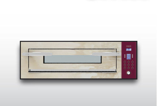 Forno elettrico / professionale / a pizza / a 1 camera OPTYMO CONCEPT: 635S/1 ONYX OEM - Pizza System