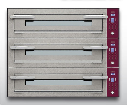 Forno elettrico / professionale / a pizza / a 3 camere OPTYMO CONCEPT: 935/3 CEMENT OEM - Pizza System