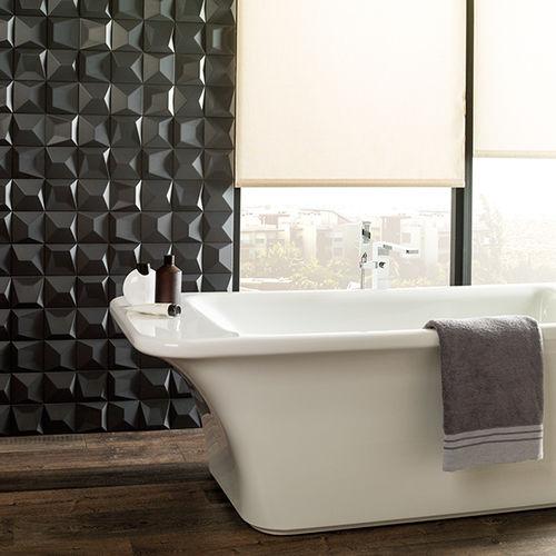 piastrella da bagno / da parete / in gres porcellanato / opaca