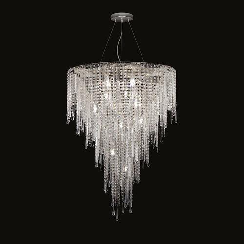 lampada a sospensione / moderna / in cristallo / in vetro di Murano