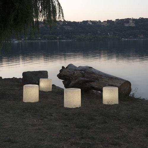 lampada da pavimento / moderna / in Laprene® / in Nebulite®
