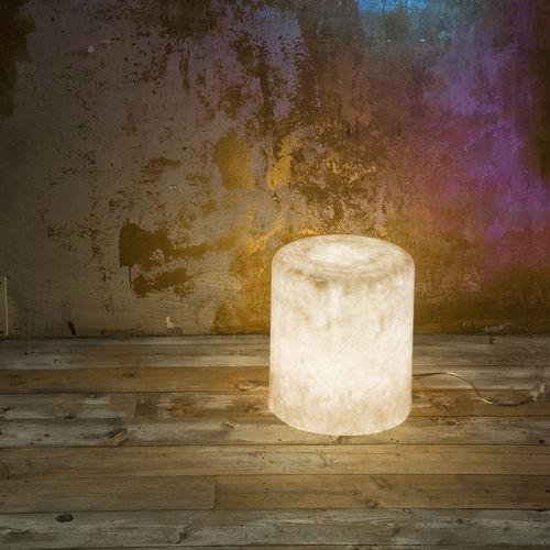 lampada da pavimento / moderna / in Nebulite® / alogena