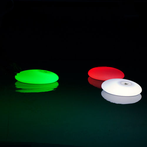 lampada galleggiante / moderna / in polietilene / per esterni