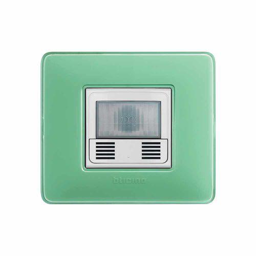 interruttore per persiana avvolgibile / a pulsante / moderno / LED