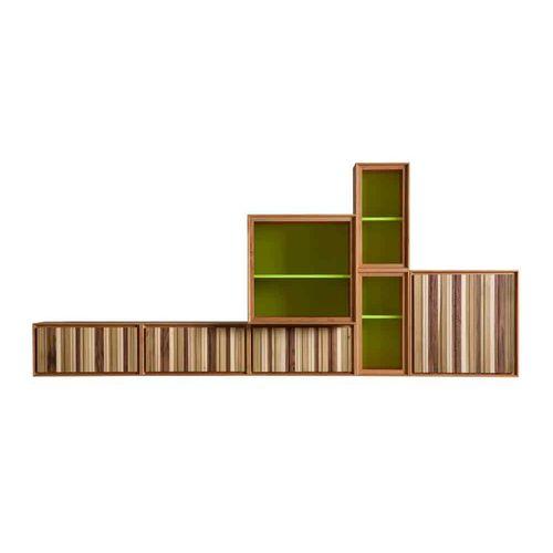 libreria modulare / a muro / moderna / per ufficio
