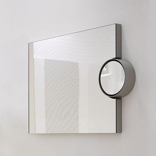 Specchio da bagno a muro / moderno / rettangolare / in metallo POLIFEMO by APG Studio Ceramica Cielo