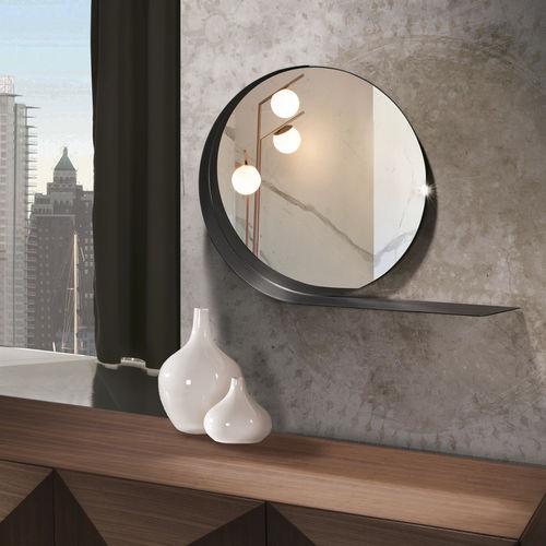 specchio a muro / moderno / tondo