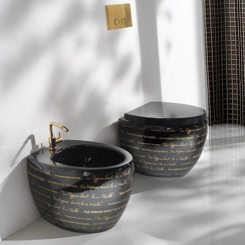 bidet in ceramica