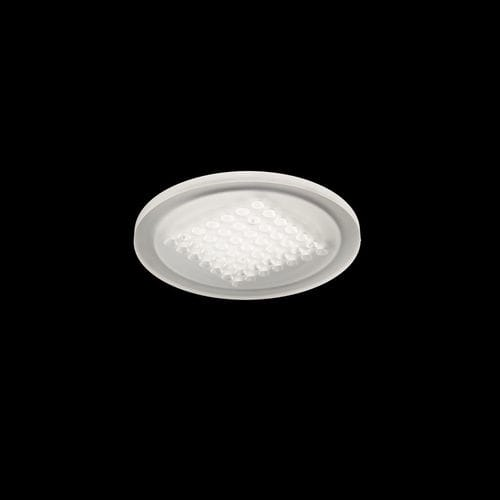 downlight sporgente / LED / tondo / in vetro