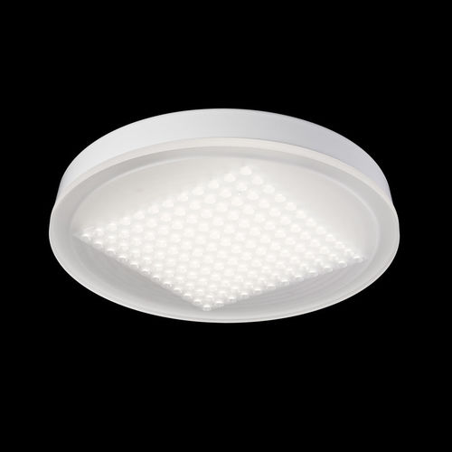 luce LED / tonda / in vetro / in plastica