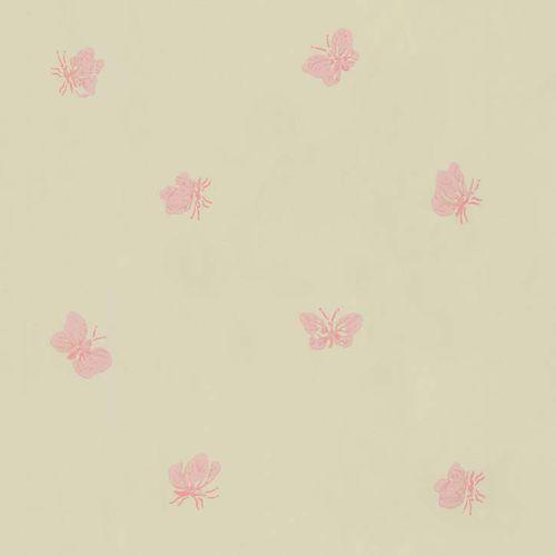 carta da parati classica / con animali / non tessuta / con motivo stampato