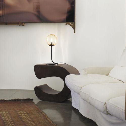 lampada da tavolo / moderna / in vetro soffiato / da interno