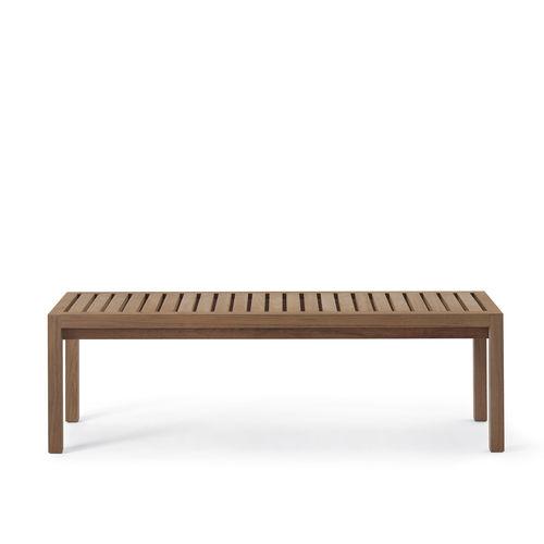 panca da giardino / moderna / in teak / di Rodolfo Dordoni