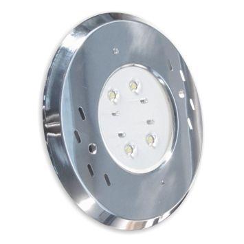 luce da incasso a pavimento / LED / tonda / per piscina
