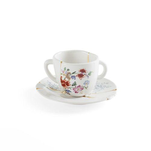 tazzina di caffè in porcellana