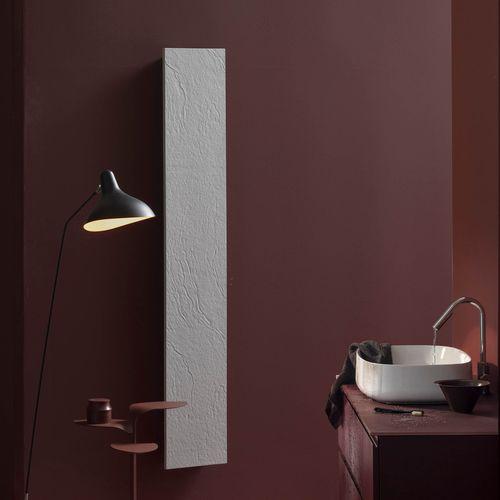 radiatore elettrico / in pietra / moderno / da bagno