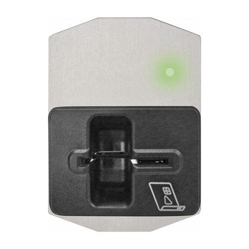 Lettore di carte con circuito integrato senza contatto / per controllo accesso Alphatronics