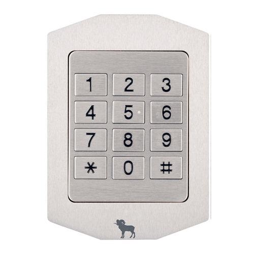 Tastiera a codice per controllo accessi Alphatronics