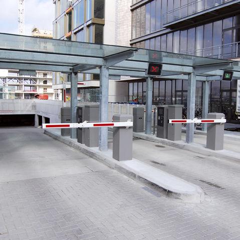 Terminale di pagamento per parcheggi / automatico COMFORT PARKING Alphatronics