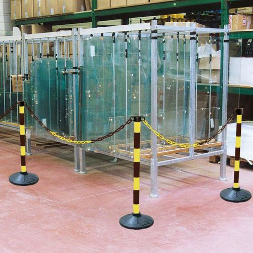 barriera di protezione / fissa / in plastica / urbana