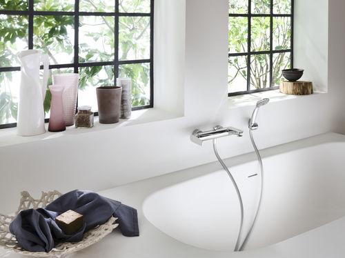 Miscelatore per vasca / da doccia / in ottone / da bagno - NOBI ...