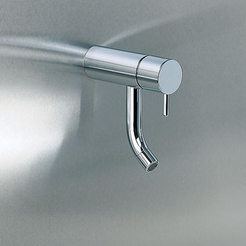miscelatore per bidet / da parete / in metallo / da bagno