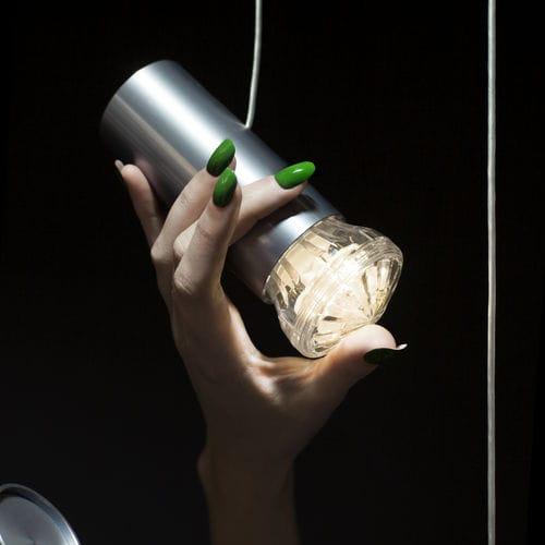 Lampadario moderno / in alluminio / LED JEWELS by Jasper van Grootel JSPR