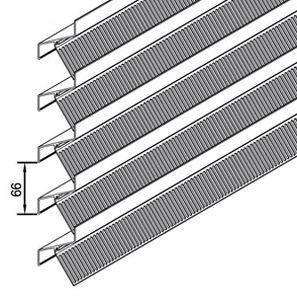 rivestimento di facciata in alluminio / in lega / in lamiera grecata / in pannelli