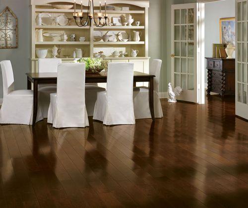 Parquet massiccio / inchiodato / in ciliegio / semibrillante NATURAL Armstrong flooring