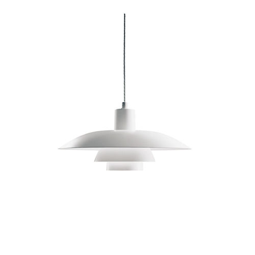 lampada a sospensione / moderna / in alluminio / a incandescenza