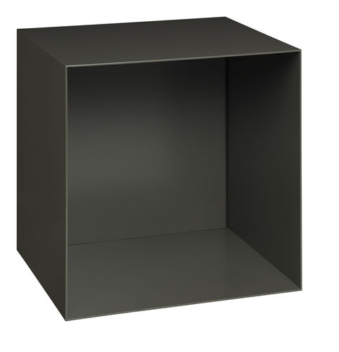 scaffale basso / moderno / in alluminio