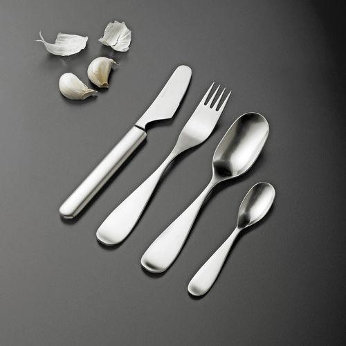 posata in acciaio inossidabile / per uso domestico / contract