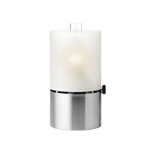 lampada portatile / moderna / in vetro / in rame
