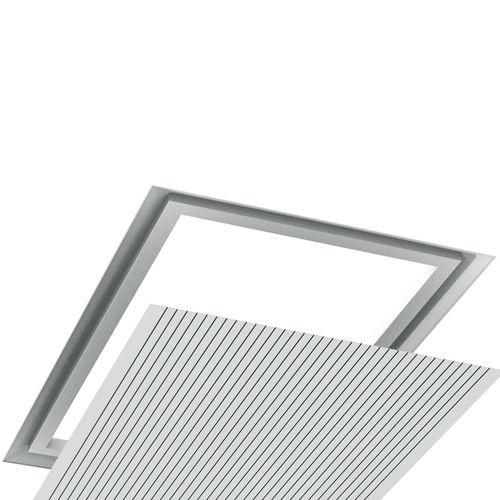 controsoffitto in legno / in acciaio / in tessuto / in pannelli