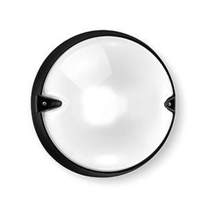 luce fluorescente compatta / a incandescenza / tonda / ovale