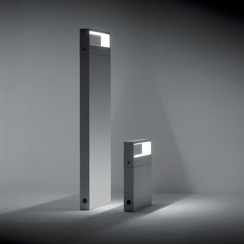 lampioncino da giardino / moderno / in alluminio / LED