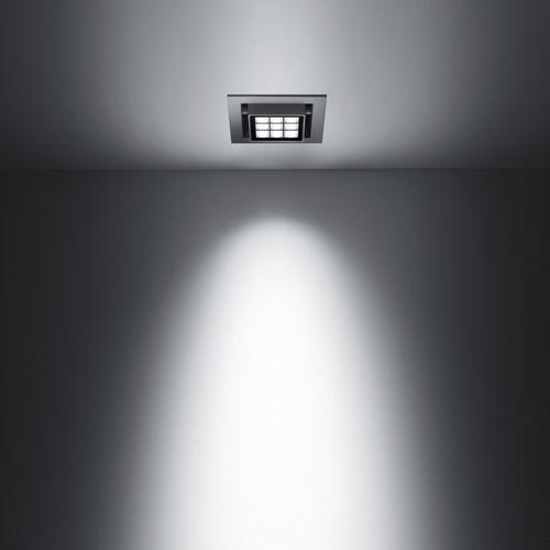 downlight da incasso a soffitto / sporgente / da esterno / LED