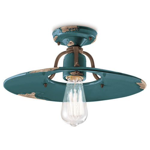 plafoniera classica / in vetro / in ceramica / non specificato