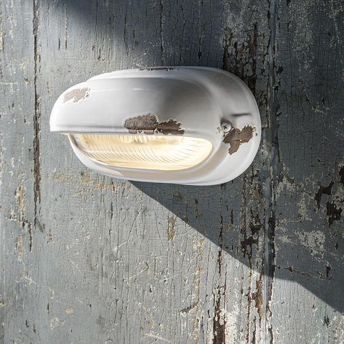 applique classica / in ceramica / in vetro / alogena