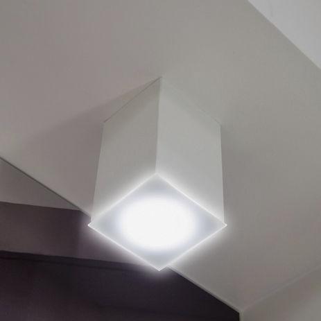 downlight sporgente / per esterni / tondo / quadrato