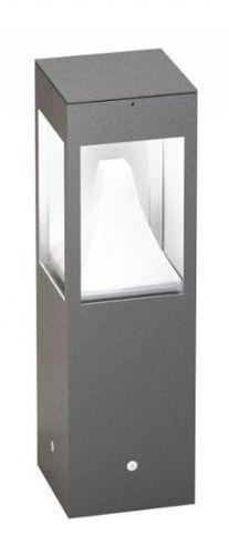 lampada da pavimento / moderna / in alluminio / in PMMA