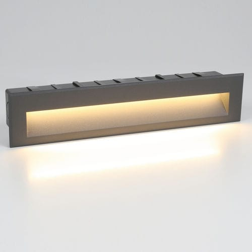 luce da incasso a muro / LED / lineare / da esterno