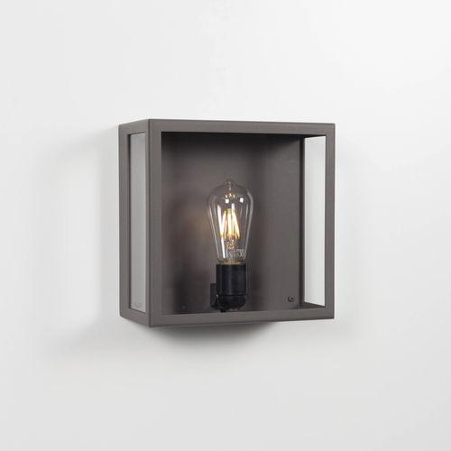 applique classica / da bagno / da esterno / in acciaio inossidabile