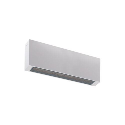 plafoniera moderna / quadrata / in vetro / in alluminio