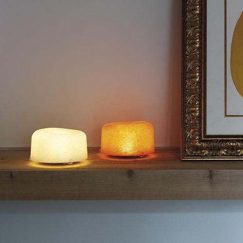 lampada da tavolo / moderna / in fibra di vetro / LED
