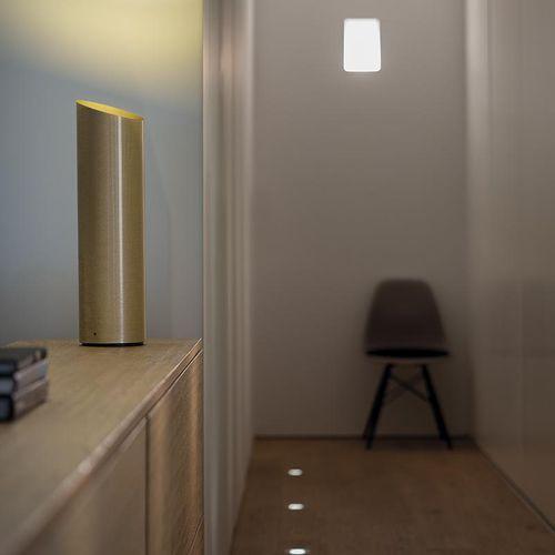 lampada da tavolo / moderna / in fibra di carbonio / da interno